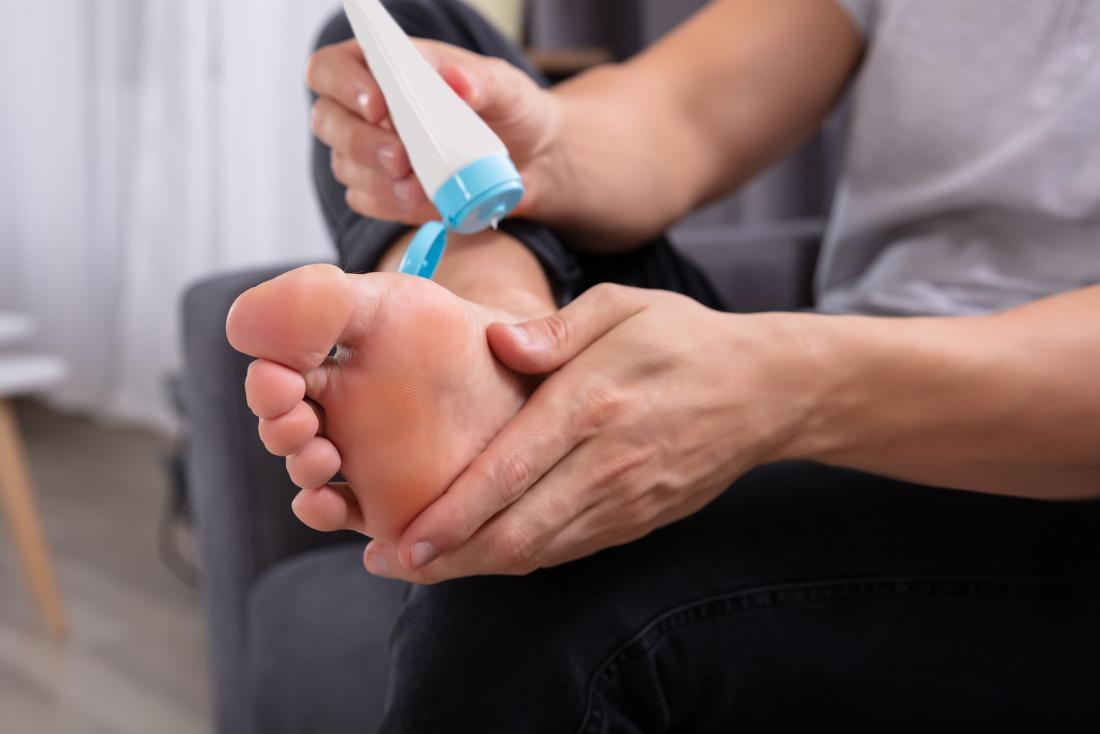 Diabetic Foot Pain Cream